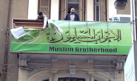 assalto alle sedi della Fratellanza