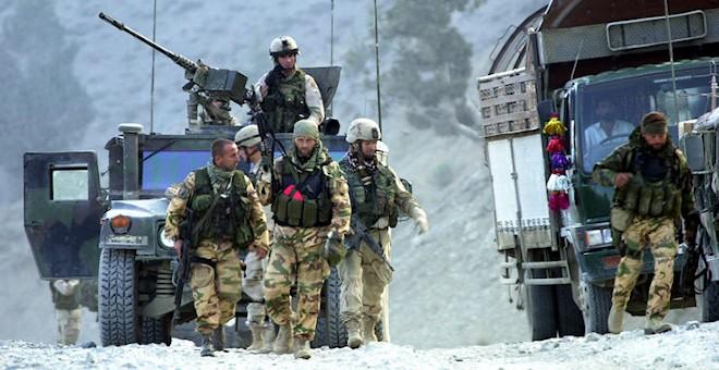 afghanistan soldati italiani