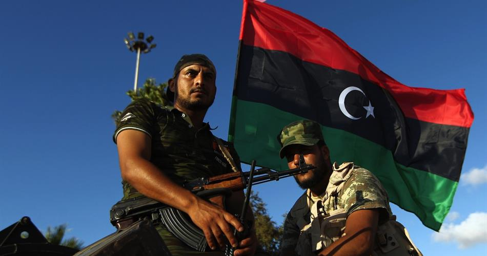 libia milizie2