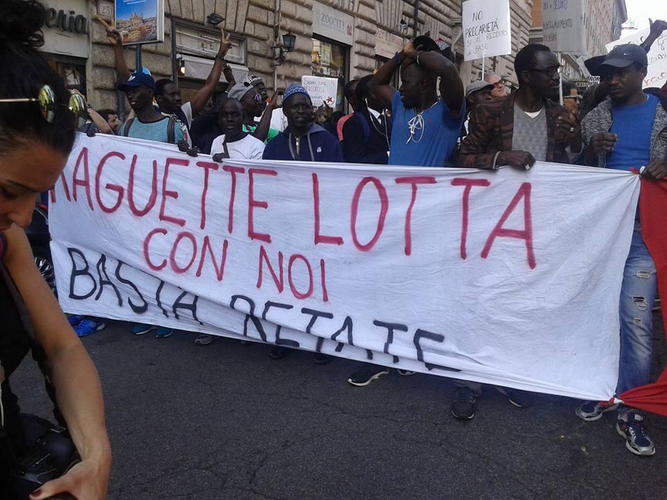 ROMA NON SI VENDE BAGUETTE