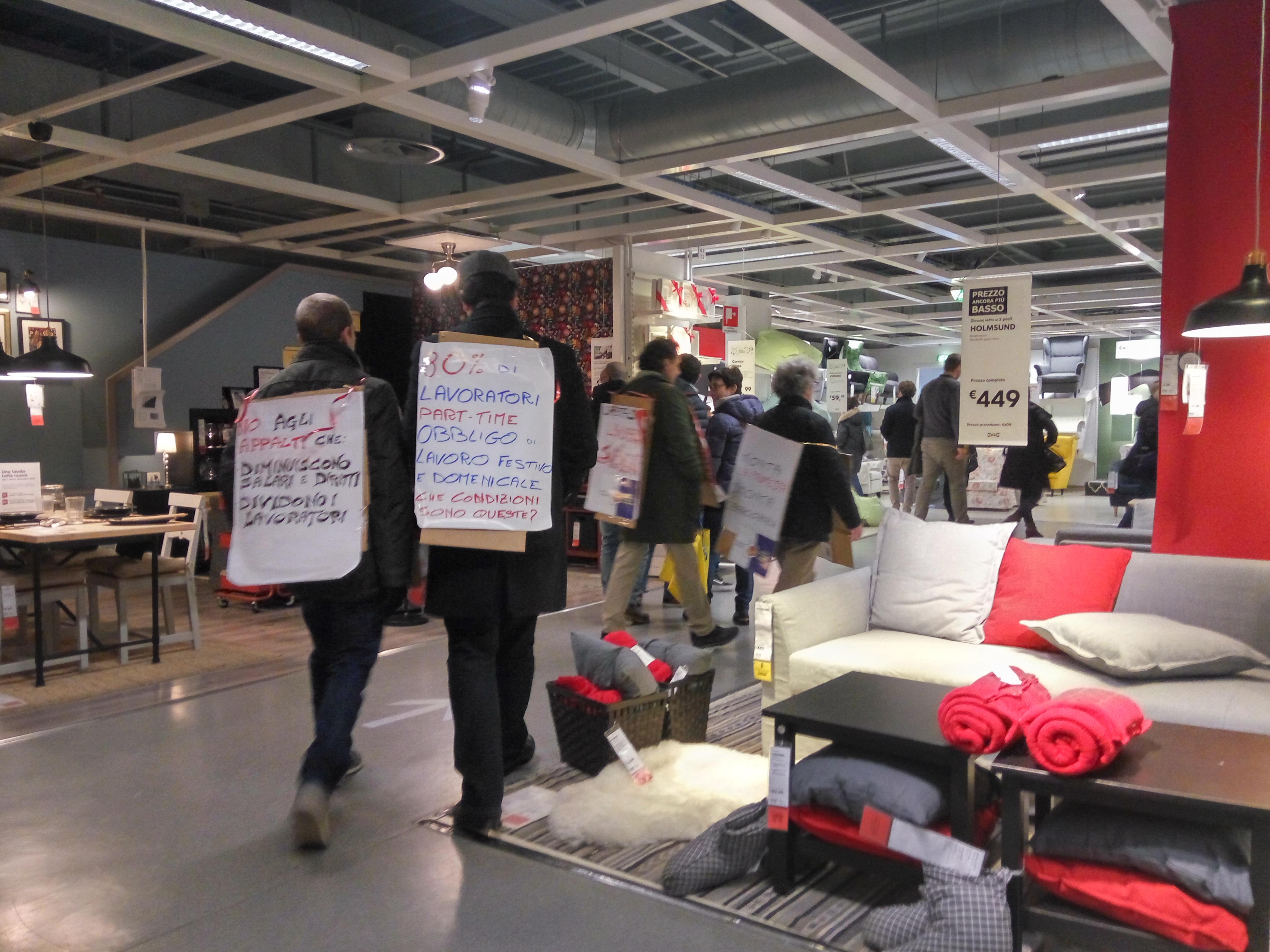 Divano Letto Auchan.Ikea Auchan E Il Massacro Dei Diritti Nella Grande Distribuzione