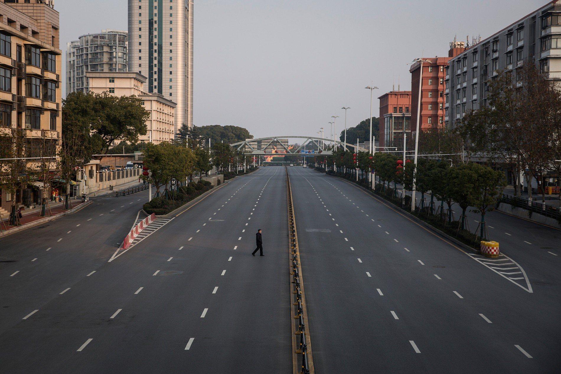 Wuhan, nei giorni della chiusura totale