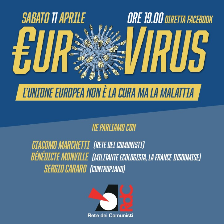 rete dei comunisti eurovirus