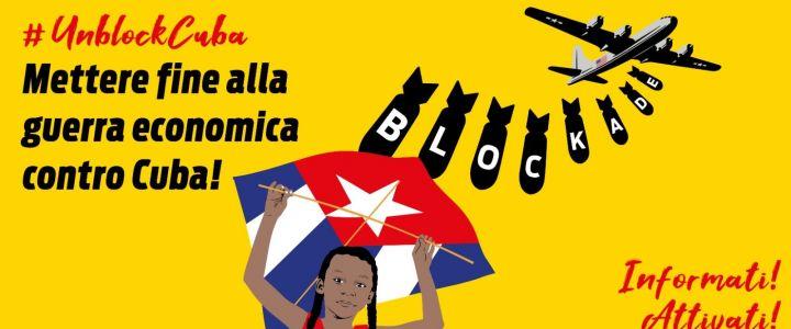 #UnblockCuba